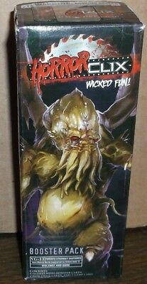 "HORRORCLIX 1 Base Set Booster Box ""NEW"""