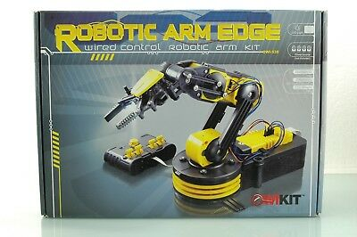 OWI Robotic Arm Edge **Free Shipping** New In Box FOR CHARITY