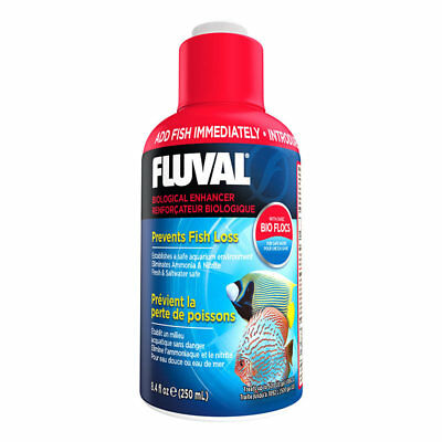 FLUVAL BIOLOGICAL CYCLE 30ml 250ml 500ml WATER FILTER BACTERIA
