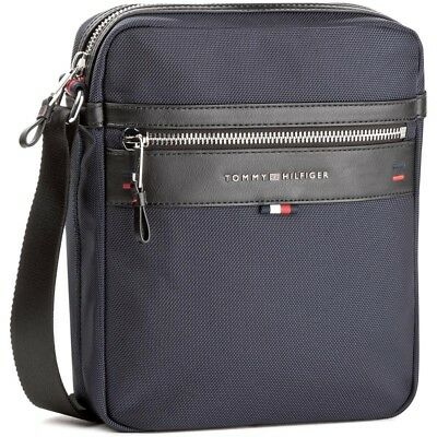 TOMMY HILFIGER AM0AM02964413 Elevated Reporte Tracolla