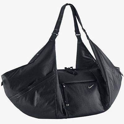 Womens Nike Victory Gym Tote BA4905-001 Black Brand New