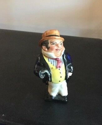 Royal Doulton Captain Cuttle Figurine