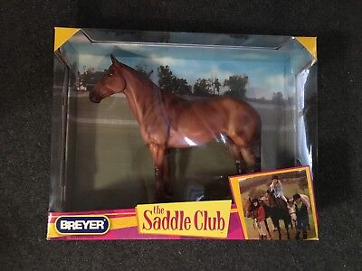 2007 Breyer Saddle Club Prancer Thoroughbred Mare Traditional 1:9 No 1310 NEW