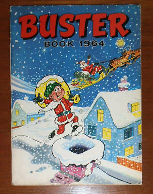 BUSTER Annual Book 1964 - Very Good