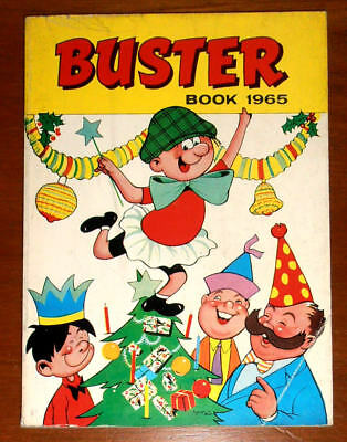 BUSTER Annual Book 1965