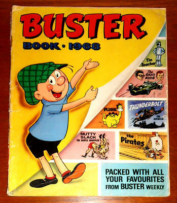 BUSTER Annual Book 1968
