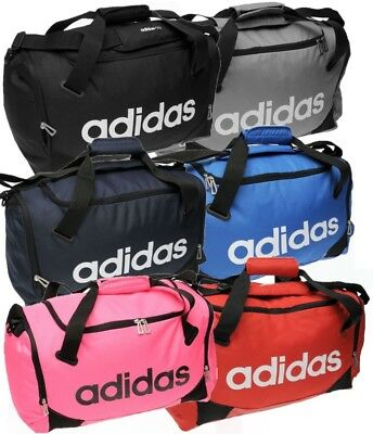 ✔ ADIDAS TEAM Small Sporttasche Trainingstasche Reisetasche Gym Bag Fitness Sack