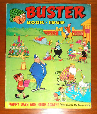 BUSTER Annual Book 1969