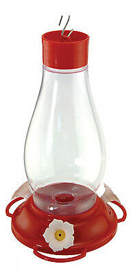 Woodlink NA35239 Bird Feeder, Hummingbird, Hurricane Glass, 30-oz.