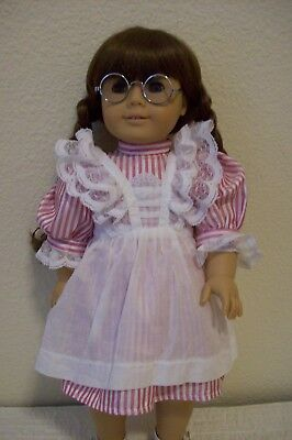 "American Girl 18"" Rare Molly Dressed Doll"