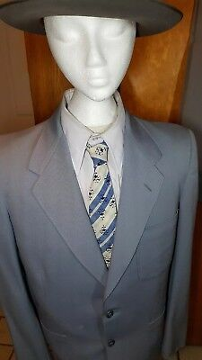 1950s two piece suit union made  VLV