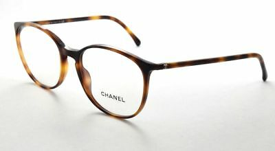 Chanel Eyeglasses 3282 c.1295 Tortoise Frames 54mm