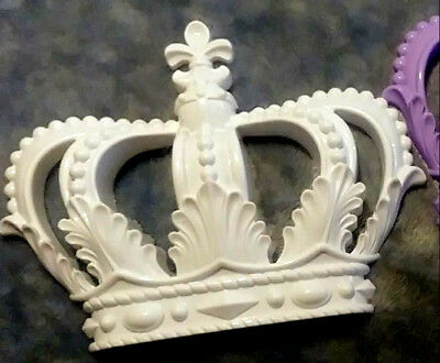 Princess Royal Crown Wall Decor