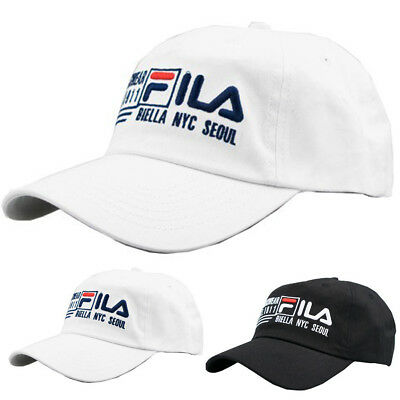 NEW FILA VINTAGE 90s throwback style Heritage Men s Hat F-HT04248AQ ... cfc2a9f9cf1e