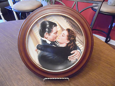 """Gone With The Wind 1991 """"Mary Me Scarlett"""" Plate"""