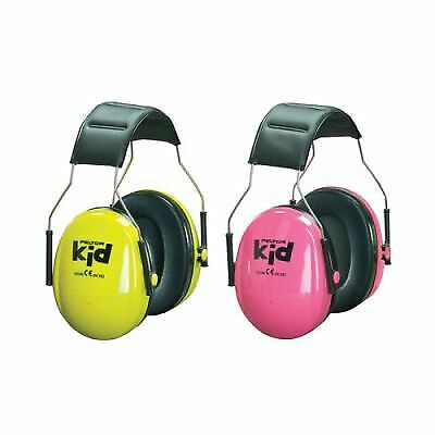 Peltor Slimline Child's Slimline Ear Defenders / Earmuffs - 6 Months To 7 Years