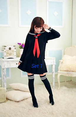 Japanese sailor school uniform fashion schools navy sailor school uniforms