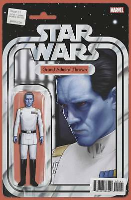 Star Wars Thrawn #1 (Of 6) Christopher Action Figure Variant Grand Admiral