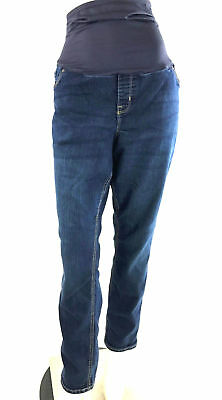 Old navy Maternity Skinny Stretch Jean Over Belly Full Panel Women's 18 x 31
