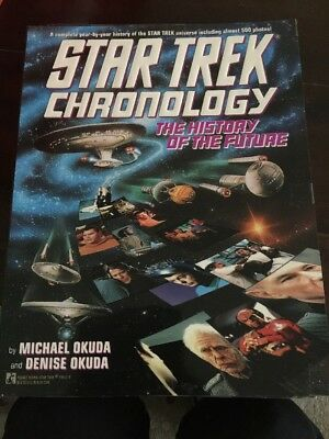 Star Trek Chronology ( The History Of The Future)(englisch)
