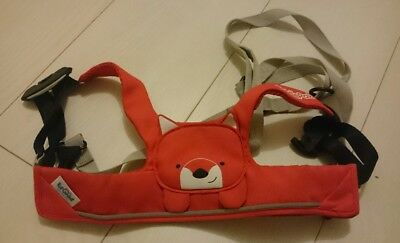 Trunki Toddlepak toddler baby reins excellent condition safety harness