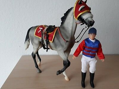 Breyer Pferde Race Tack Top