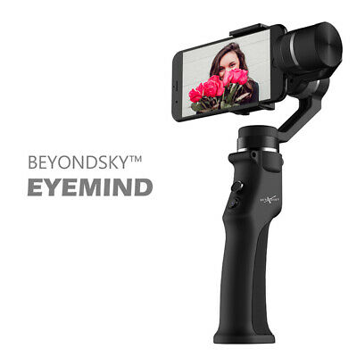 Beyondsky 3-Axis Handheld Mobile Phone Gimbal Stabilizer for iphone Android