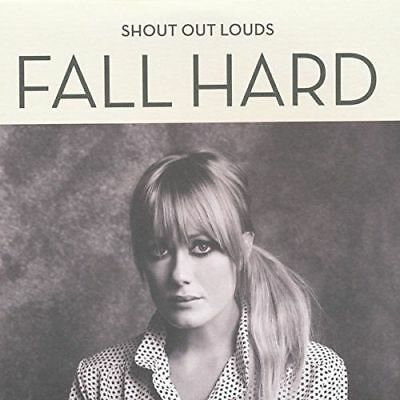 shout out louds - fall hard Vinyl Single New Sealed