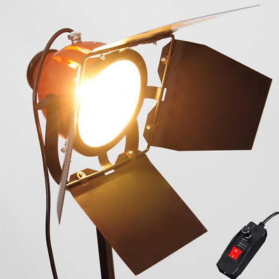 800W Dimmable Photo Studio Continuous Red Head Light Video Lighting with Dimmer