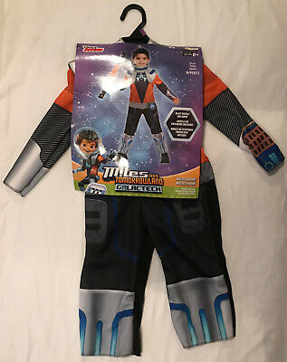 Miles From Tomorrowland Galatech Costume Toddler 2T Dress Up