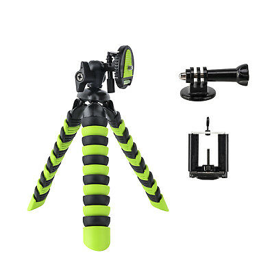 Universal Portable Table Top Mini Tripod Flexible For GoPro&Cell Phone&Camera DV