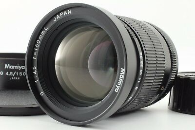 [NEAR MINT] Mamiya  Sekor 150mm f/4.5  L for Mamiya 6 MF Lens  from Japan #18