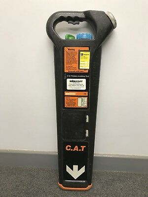 Cat Mk2 Cable Locator Radiodetection Digger Utilities Works Cable Detection