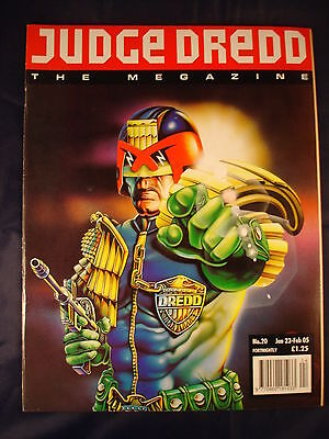 Judge Dredd Megazine - Issue 20 - Jan 23 - Feb 05
