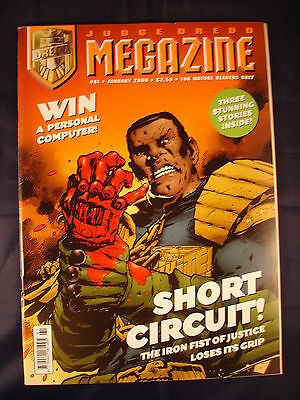 Judge Dredd Megazine - Issue 61 - January 2000