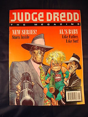 Judge Dredd Megazine - Issue 16 - Nov 28 - Dec 11, 1992