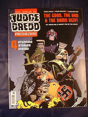 Judge Dredd Megazine - Issue 69 - September 2000