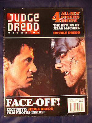 Judge Dredd Megazine - Issue 82 - June 23, 1995