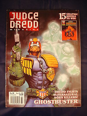 Judge Dredd Megazine - Issue 80 -  May 26, 1995