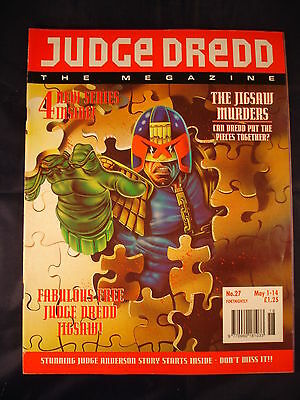 Judge Dredd Megazine - Issue 27 - May 1 - 14