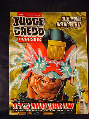 Judge Dredd Megazine - Issue 66 - June 2000