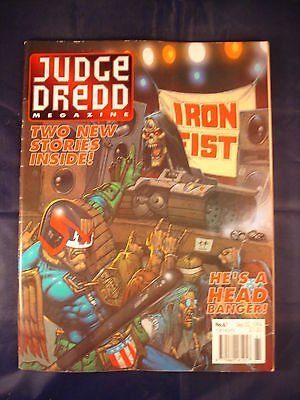 Judge Dredd Megazine - Issue 61 - Sep 02, 1994