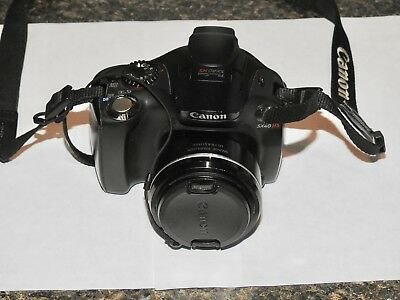 Canon Power Shot Sx40Hs Pre Owned Perfect Condition