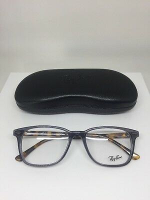 6df0b7eb57 New Ray Ban 7119 RB 7119 Eyeglasses Optical Frames C. 5629 Grey   Tortoise  53mm