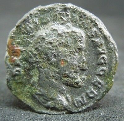 Roman coin of Maximinus I.