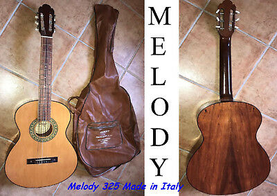 Chitarra Classica Melody 325 Made In Italy