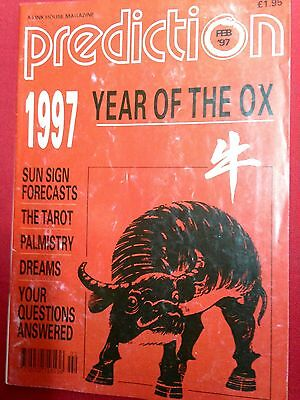 Prediction, February 1997, Year Of The Ox