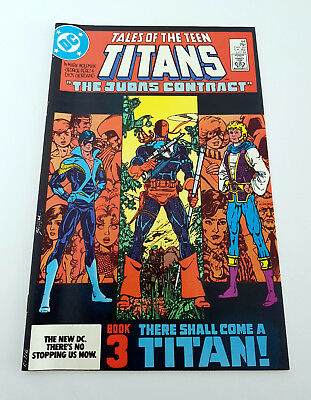 Tales of the Teen Titans #44 1st Appearance Dick Grayson Nightwing HIGH GRADE NM
