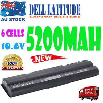 Lot Battery for Dell Latitude E6420 E6430 E6520 E6530 E5420 E5520 312-1163 HCJWT