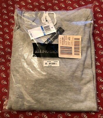 Alison Andrews Womens Grey Hoodie Sweatshirt Size Xtra Large Brand New With Tags